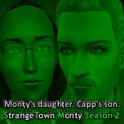Bianca Monty & Kent Capp