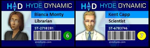 Hyde Dynamic: Bianca Monty & Kent Capp