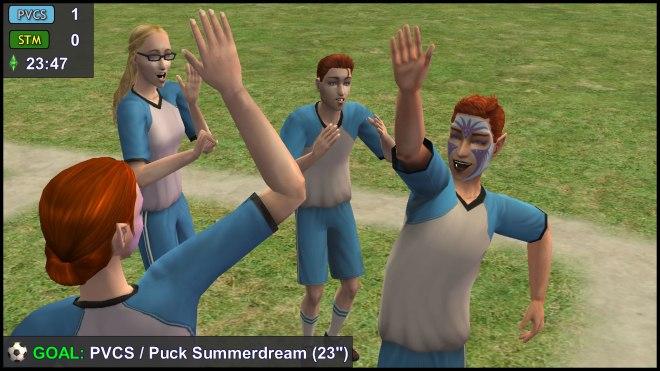 Goal: Puck Summerdream