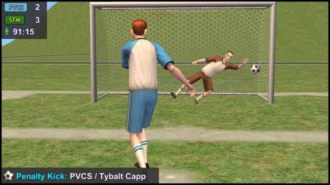 Penalty Kick: Tybalt Capp