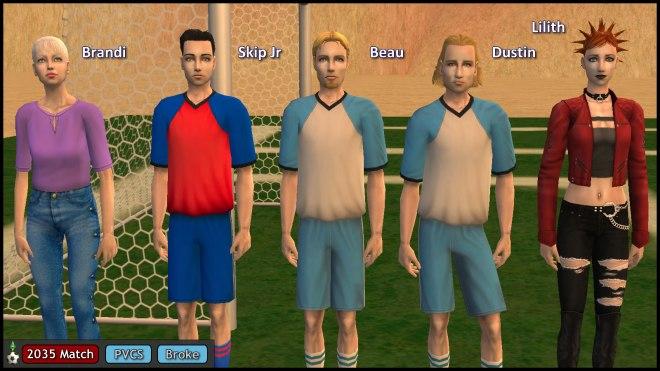 Sims 2 Brandi Broke Personality Disorder