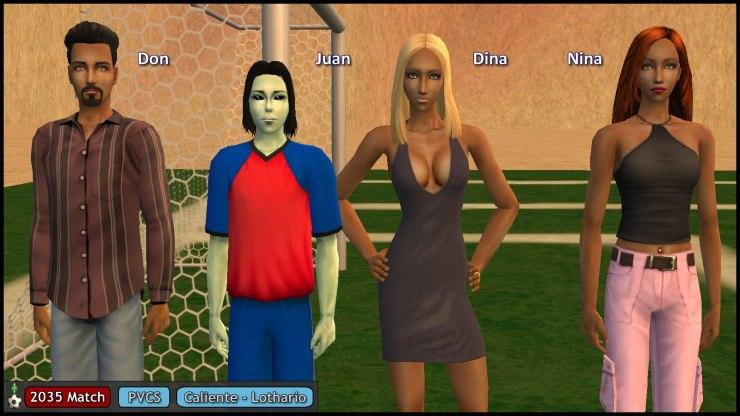 Caliente-Lothario Family
