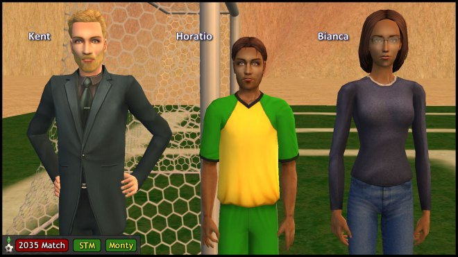 (Bianca) Monty Family