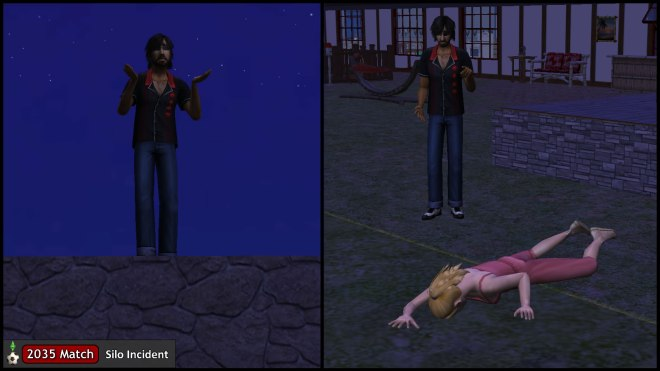 Mercutio Monty survives