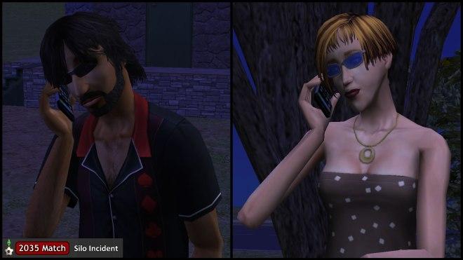 Mercutio Monty & Miranda Capp - Emergency Call