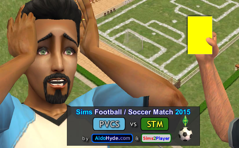 Sims Football 2015 Match – PVCS vs STM
