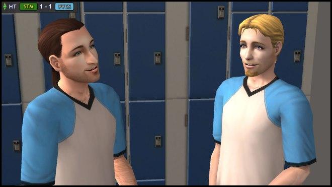 Hal Capp & Beau Broke discuss tactics