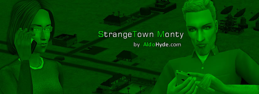 StrangeTown Monty – Technical