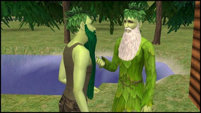 Oak & Treebeard