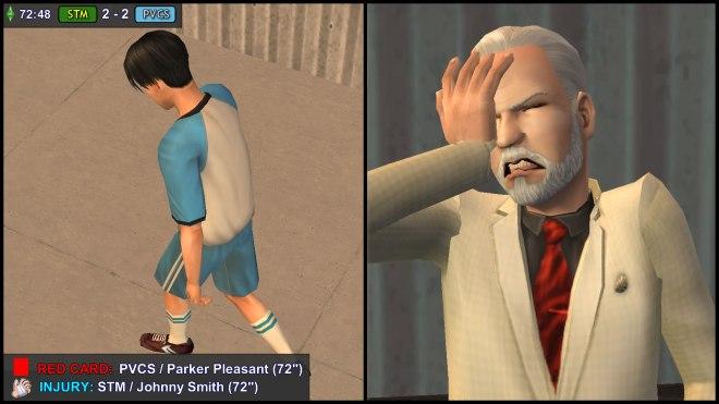 Daniel Pleasant is disgraced by Parker, his precious son
