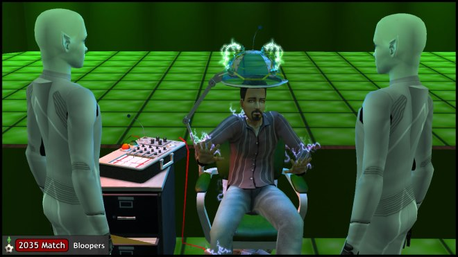 Don Lothario is Abducted & Tortured by Aliens