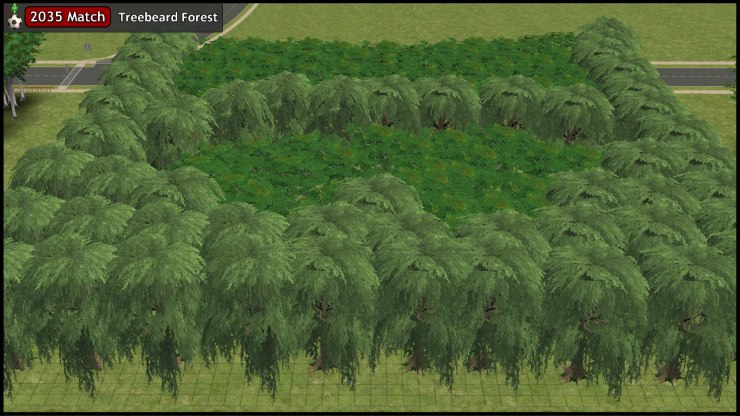 Treebeard Forest