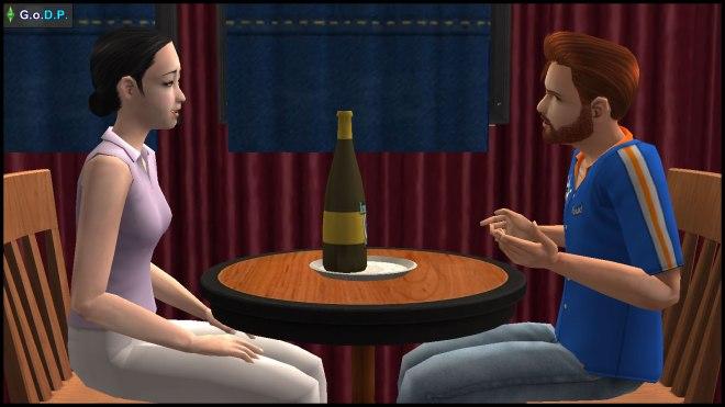Daniel Pleasant & Mary-Sue Oldie discuss their future