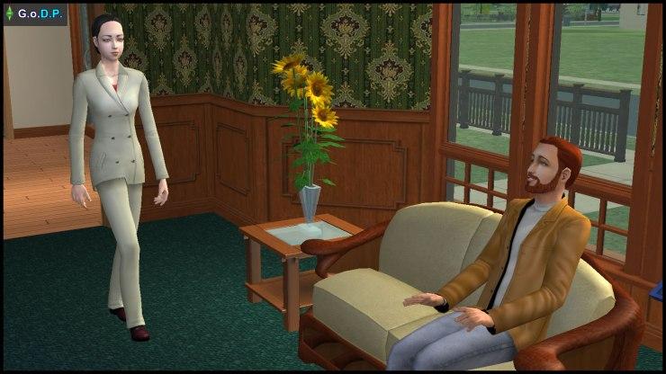 Mary-Sue vs Daniel Pleasant: the Confrontation Begins