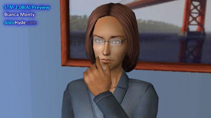 Flashback - STM 208A: Bianca Monty gets suspicious at work