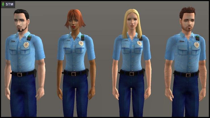 Cop Cameos