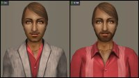 Antonio Monty: Canon/Default/Original Appearance vs STM Version