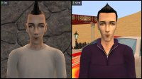 Nervous Subject / Nick Grimm: Canon/Default/Original Appearance vs STM Version