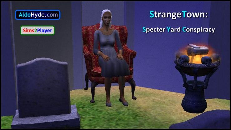 StrangeTown: Specter Yard Conspiracy (STSYC)