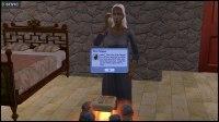 Olive Specter vs Resurrect O Nomitron - Grim Reaper message
