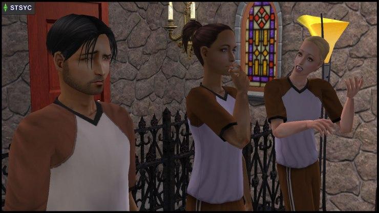 Ajay Loner & Kristen Loste are skeptical about Lyla Grunt's battle plan