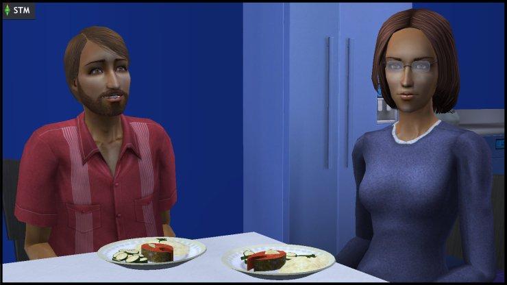 Antonio & Bianca Monty stare