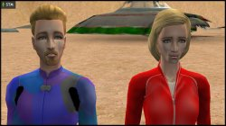 Sims 2 recreated Lunar Lakes Bella Goth & Colony Don Lothario