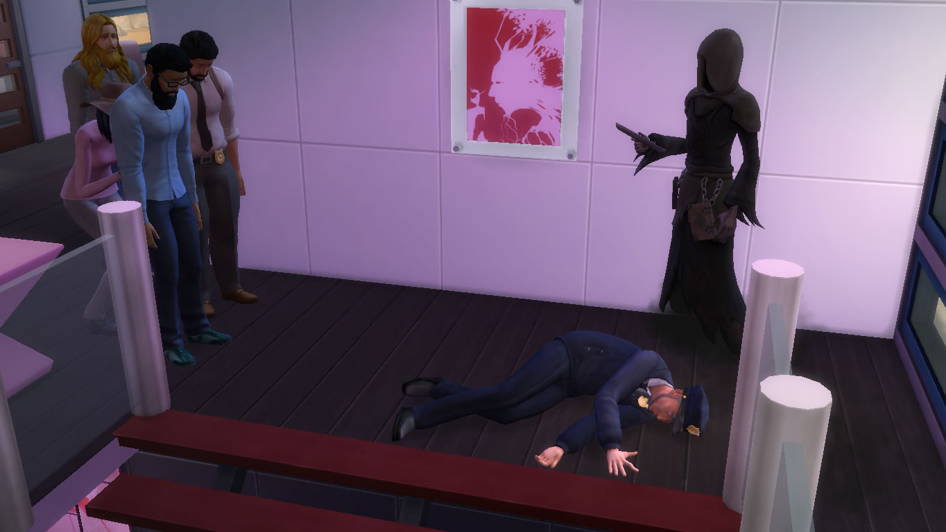 Sims 4 Get To Work: Detective Career – Gameplay Bugs